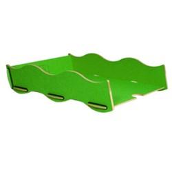 Groen postbakje van Werkhaus