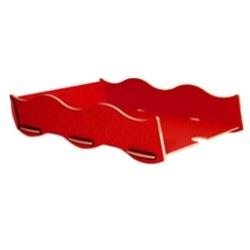 Rood postbakje van Werkhaus