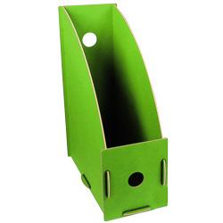 Groene tijdschriftcassette van Werkhaus